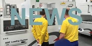 TN udvider med Deckel S22 slibemaskine til produktionen.